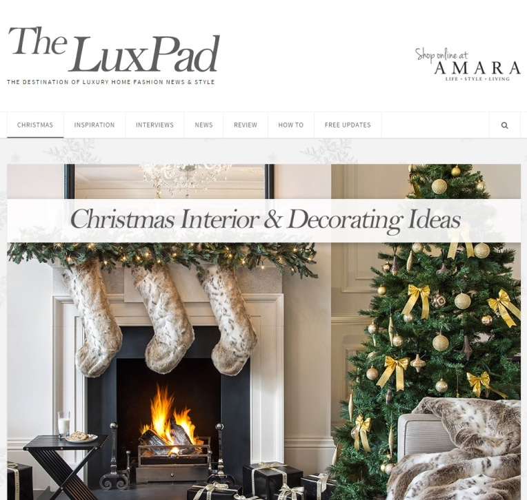AMARA-LUXPAD-CHRISTMAS-DECORATING-TIPS-2015-CHLOE-MULLANEY