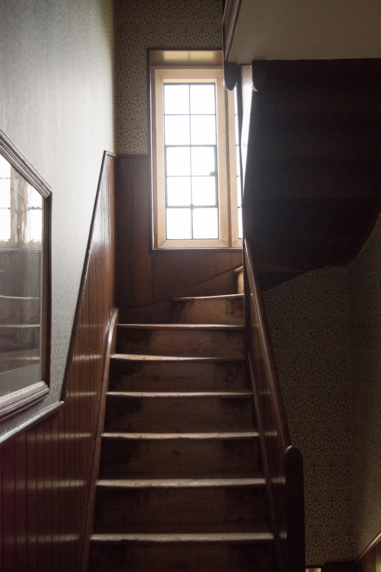 The-Grange-Augustus-Pugin-Ramsgate-stairs