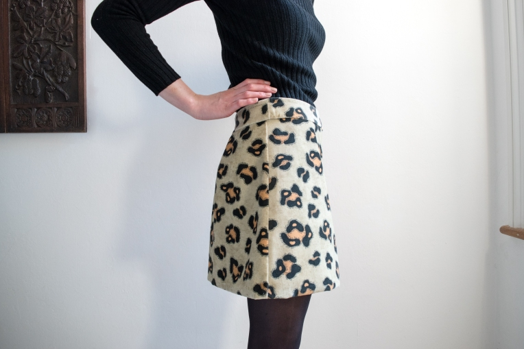 House-of-Hackney-Leonine-remnant-A-line-skirt-8
