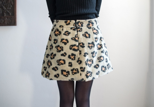 House-of-Hackney-Leonine-remnant-A-line-skirt-9