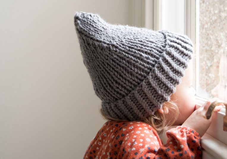 A Quick And Easy Toddler Hat Free Knitting Pattern Chloe