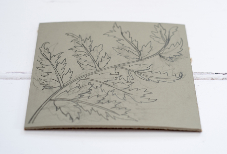 lino-cut-block-printed-fern-10
